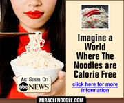 Carb Free Noodles